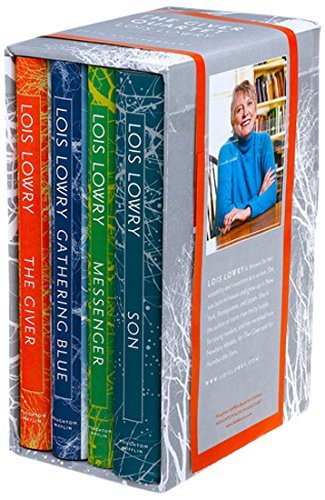 The Giver Quartet 20th Anniversary boxed set by Lois Lowry (2013-11-05)