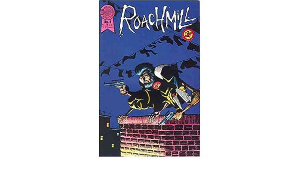 Roachmill #6 FN 1987 Stock Image