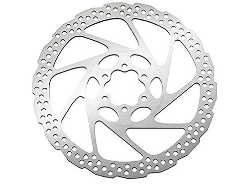 SHIMANO SM-RT56 Disc Brake Rotor 6-Bolt (180-mm) (Best Downhill Disc Brakes)