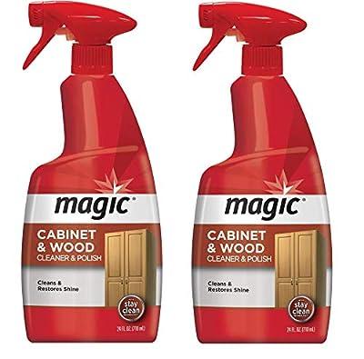 Magic Cabinet & Wood Cleaner 24 fl. oz. Trigger 2 Pack