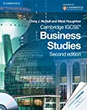 Cambridge IGCSE Business Studies Coursebook with CD-ROM, Chris J. Nuttall and Medi Houghton, 0521122104