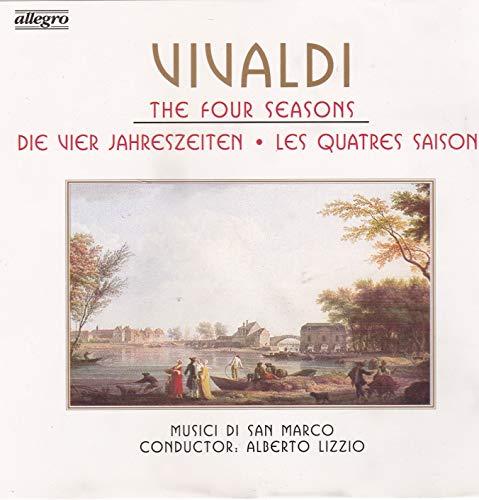 Antonio Vivaldi - The Four Seasons - Allegro - 21017