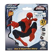 Basic Fun ViewMaster Spiderman 3 Reel Set by Basic Fun Inc TOY (English Manual)