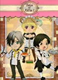 Tales of Xillia 2 Clear File / B (Cafe)
