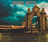 Live In Budapest Hungary Official Bootleg Vol. 2 by Uriah Heep (2010-11-16)