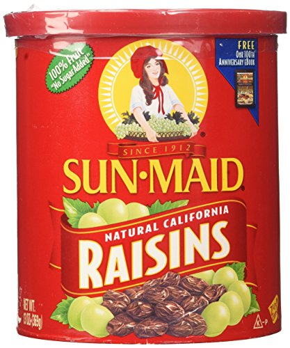 Sun-Maid Natural California Raisins 13 Oz.