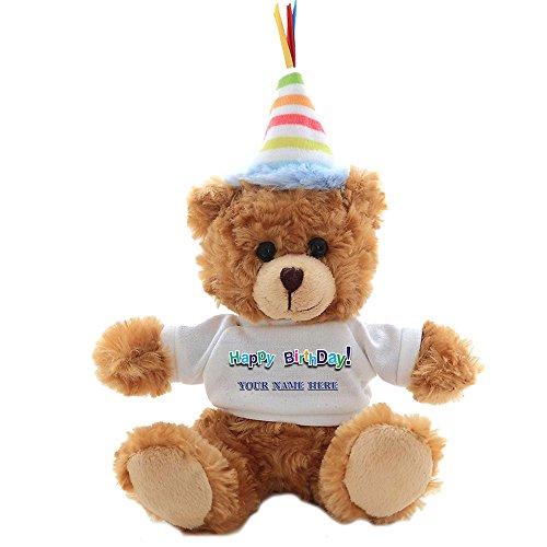 175b358a9ff Plushland Plush Teddy Bear 6 Inches - Mocha Color For Birthday