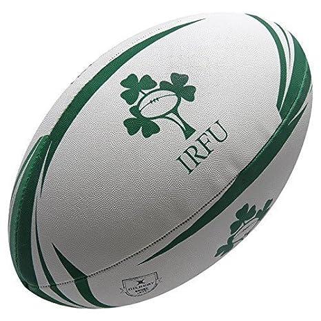Gilbert Rugby Irlanda jugadores partidario internacional casa ...