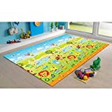 "Proby Eco Friendly Play Mat-Funnimal M 71""x98""x0.67"" (180x250x1.7cm)"