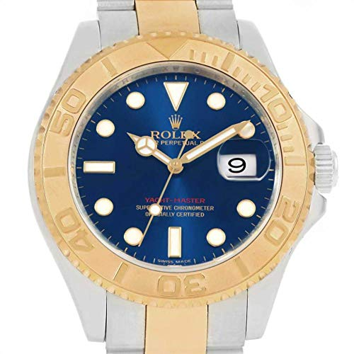 Rolex Yacht-Master Automatic-self-Wind Male Watch 16623 (Certified -