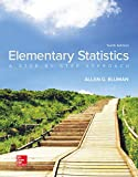 img - for Elementary Statistics: A Step By Step Approach book / textbook / text book