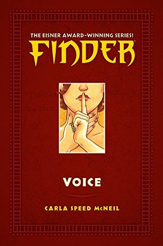 Finder: Voice (Finder Anime)