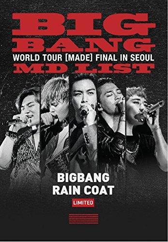 BIG BANG Rain Coat Bigbang World Tour 'Made' Final In Seoul Kpop by Kpop Style (Image #2)