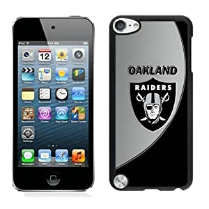 Oakland Raiders NFL Ipod Touch 5 Case,MP3 Covers