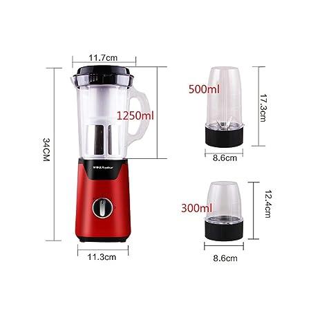 JZX Mini licuadoras Máquina multifunción para cocinar, licuadora ...