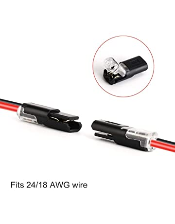 Electrical connectors | Amazon.com on heat wire, thermostat wire, circuit wire, cat wire, smart wire,