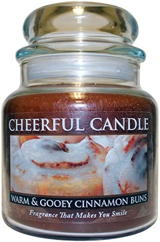 Cheerful Giver Cinnamon Candle 16 Ounce