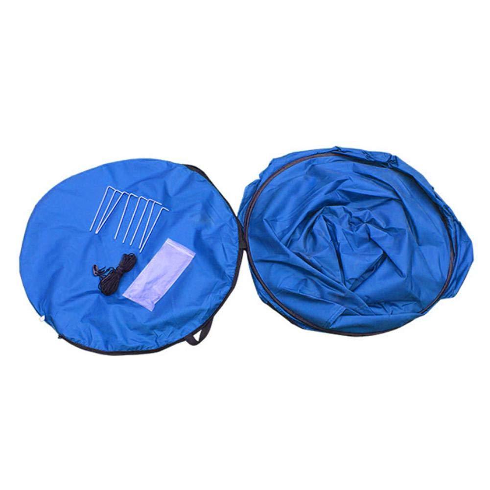 Zerone en Plein air Pop Up Tente Camping Portable et L/éger Toilette Dressing Douche Changer de Tente Imperm/éable Salle de Confidentialit/é pour Camping Plage Pique-Nique De P/êche