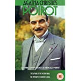 Agatha Christie's Poirot: Affair At The Victory Ball / Mystery of Hunter's Lodge [DVD] [1989] by David Suchet