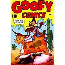 Goofy Comics, Number 23, Now I've Gotcha!