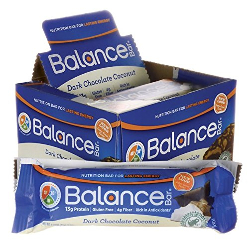 Choc Coconut (Balance Bar Cocnt Dk Chc Size 6ct Balance Bar Coconut Drk Choc 1.58z)