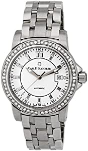 Carl F. Bucherer Patravi AutoDate Automatic Steel & Diamond Watch 00.10617.08.23.31