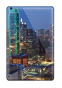 Sarah deas's Shop Hot 8625306K73098219 Cute Appearance Cover/tpu Dallas City Case For Ipad Mini 3