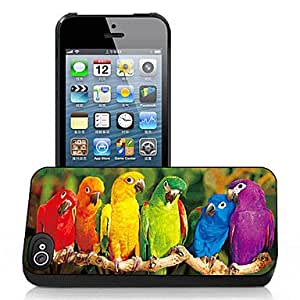 WQQ Bird Pattern 3D Effect Case for iPhone5