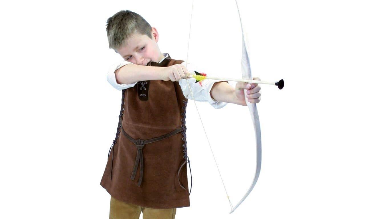 Kostüm Robin Hood, für Erwachsene Grösse S