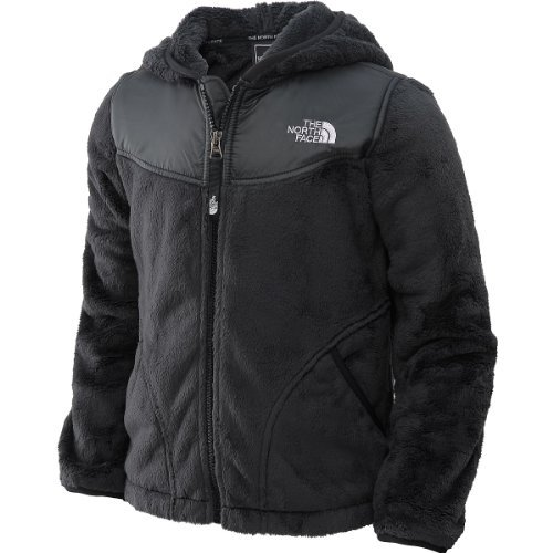 Womens Oso Hoodie Jackets (The North Face Girls Oso Hoodie TNF Black Size Small)