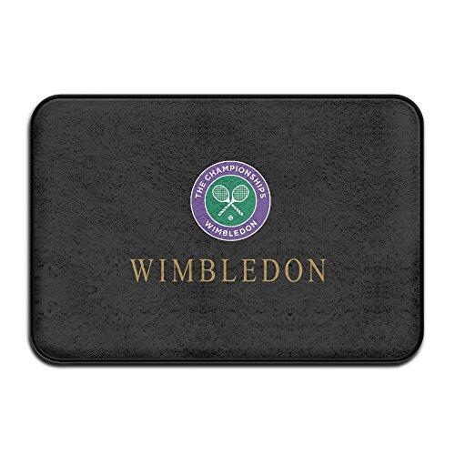 VDSEHT 2015 Wimbledon Championships Logo Non-slip Doormat