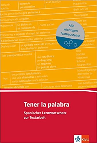 tener la palabra besser spanisch schreiben spanischer lernwortschatz zur textarbeit amazonde christoph wurm bcher - Bildbeschreibung Spanisch Beispiel