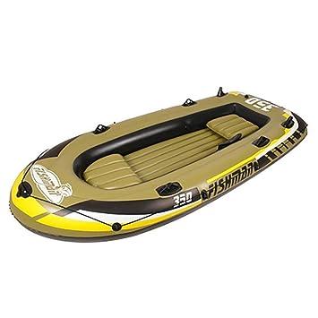 SHZJ 3 + 1 Persona Kayak Inflable, Kayak Accesorios Paletas Carros ...
