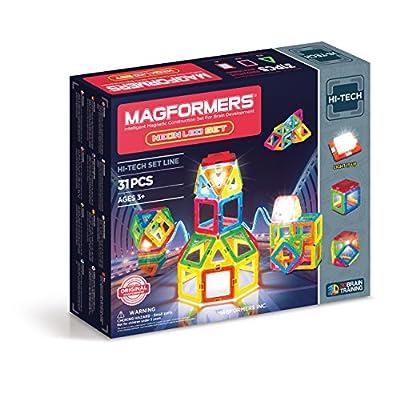 Magformers Mg37715 Neon Led 709007