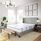 Vibe 12-Inch Gel Memory Foam Mattress   Bed in a Box, [Mattress Only], King
