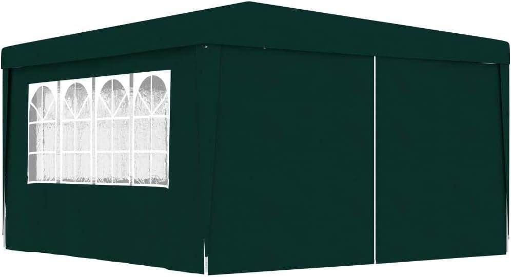 Goliraya Gazebo Professionale con Pareti Tendone per Feste 4x6 m//4x4 m 90 g//m/² Impermeabile Protezione UV Tenda Giardino Sagre Eventi Mercati Esterno Disponibile in Tanti Colori Diversi