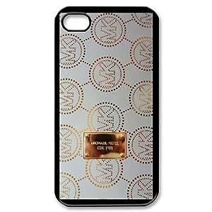 Michael Kors MK Brand Logo For iPhone 4 4s Custom Cell Phone Case Cover 99ER052278