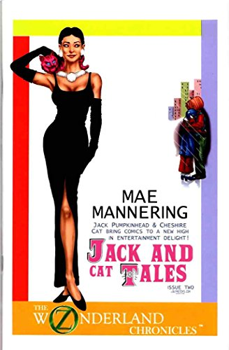 Oz/Wonderland Chronicles, The: Jack & Cat Tales #2A FN ; Buy Me Toys.Com comic book
