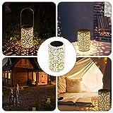 Solar Lantern, LED Hanging Solar Lights Outdoor