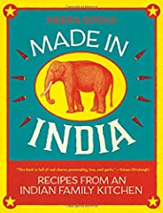 The best Indian food is cooked (and eaten) at home.       Real Indian food is fresh, simple, and packed with flavor. In Made In India, Meera Sodha introduces you to the food she grew up eating every day. Unlike the fare you get at your...
