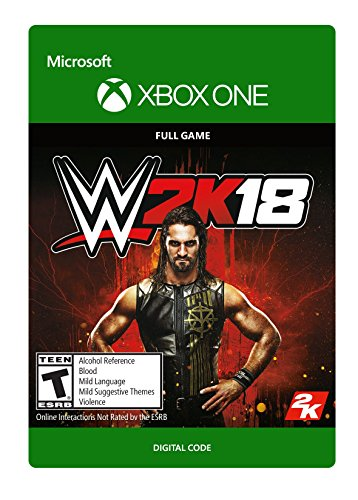 WWE 2K18 - Xbox One [Digital Code] by Take-Two