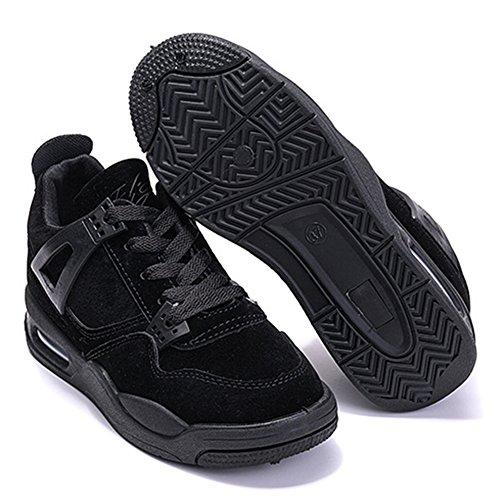Correr Aire Libre Caminatas La Zapatos Cómodo Wealsex Entrenamiento Encaje Por Zapatos De Al Mujer Negro Zapatos Casuales Mañana de xq0EERw