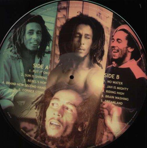 Bob Marley & The Wailers - Gold Collection 1970-1971, Vol. 2 [vinyl] - Zortam Music