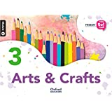 Think Do Learn Arts & Crafts 3rd Primary Student's Book Module 2 - 9788467382778