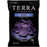 TERRA Blues Chips with Sea Salt, 5 oz. (Pack of 12)
