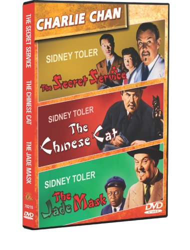 Charlie Chan: In the Secret Service/The Chinese Cat/The Jade Mask (Best Bed On A Budget)