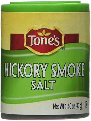 Tone's Mini's Hickory Smoke Salt, 1.40 Ounce (Pack of 6)
