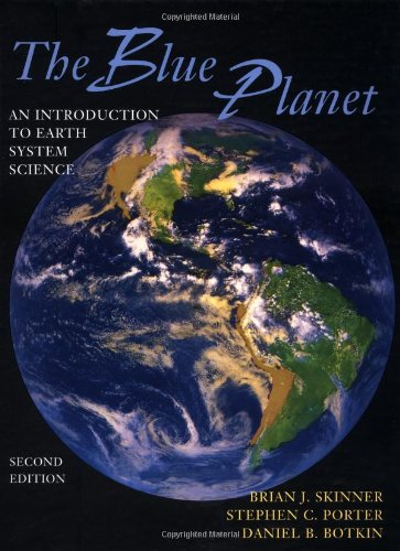 The Blue Planet: An Introduction to Earth System Science, 2nd - Blue Shop Planet