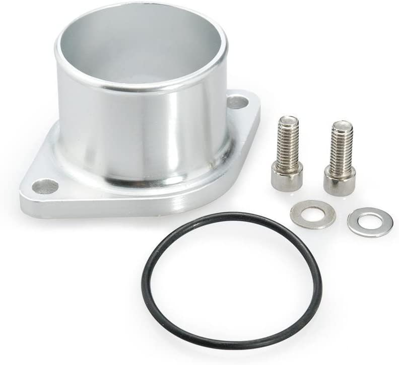 For Nissan 240Sx S13 S14 Mazda Miata T25 T28 Gt28 Turbo Charger J Pipe Compressor Inlet Outlet Flange Adapter Kit