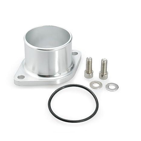 Amazon.com: Turbo Compressor Inlet Flange Adapter for Nissan SR20DET Garrett GT25 GT28 T25 T28: Automotive